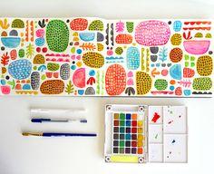 Illustrator Interviews: Lisa Congdon | Fine Art + Illustration
