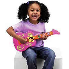 Dangers on the toy shelves: Dora's guitar, balloon launcher - Life Inc.