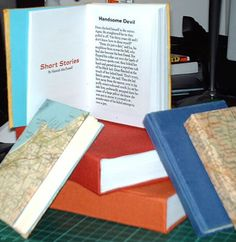 Great comparison of printing options and a clear and easy-to-follow tutorial for DIY perfect-binding.