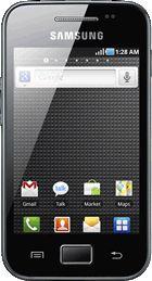En simyo un Samsung S5830 Galaxy Ace libre desde 159 euros