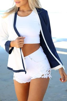 I'd love to be able to wear short like this some day.... even if only in my house or on the beach