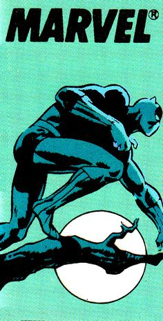 Black Panther Corner Box Black Panther Vol. 2 #4 (October 1988) By Denys Cowan