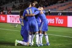 CF Monterrey 1 - Chelsea FC 3 (13-12-12) FIFA Club World Cup