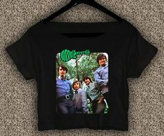 More+of+The+Monkees+T-shirt+More+of+The+Monkees+Crop+Top