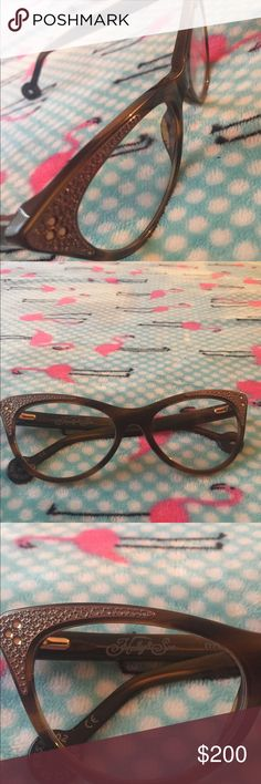 Selling this Halley and Son cat eye tortoise glasses on Poshmark! My username is: rodopi. #shopmycloset #poshmark #fashion #shopping #style #forsale #Hally and Son #Accessories