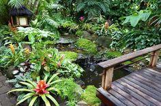 The marvellous garden of Dennis Hundscheidt, Australia