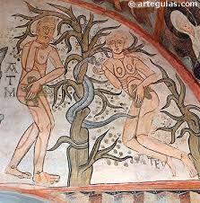 Resultado de imagen de pintura romanica san isidoro de leon