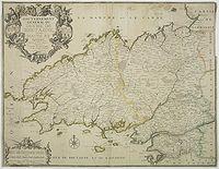 Nicolas de Fer Catalogue Vente aux Encheres du Livres, cartes géographiques anciennes, atlas, Drouot Novembre 2010, Librairie Loeb-Larocque