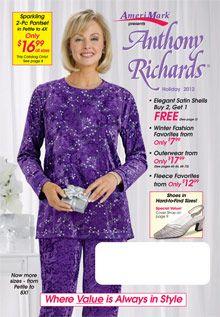 Anthony Richards catalog