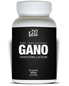 Enjoy up to three months of 100% refined Ganoderma Lucidum. This is the King of Herbs. With Iaso™ Gano, you too can experience the all the benefits of this ancient Chinese secret! Ganoderma has been used for centuries in Asia as an herbal remedy to support health, aid in recuperation, increase endurance and maintain well-being.