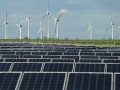 Germany Produced 35% of Its Power From Renewable Energy This Year