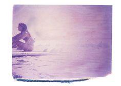 i love a good polaroid transfer. <3  http://www.etsy.com/listing/88507459/surfing-polaroid-of-surfer-girl-4x5?ref=usr_faveitems