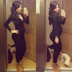 jennifer stano bump...I wana look lk her when I get prego