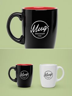 Free Mug PSD MockUp #freepsdfiles #freepsdmockups #freemockuptemplates