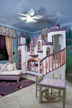 I'm a grown woman and I still would love to have this room. Lmao