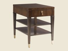 Tropez Rochelle End Table - Lexington Home Brands. End tables X Use same on both ends of sofa, living room. Bedroom Furniture Sets, Luxury Furniture, Furniture Logo, Bedroom Sets, Contemporary Side Tables, Contemporary Nightstands, Contemporary Bedroom, Modern Bedroom, Lexington Furniture