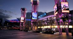 Nokia Theatre Events in November - great place to check out if visiting #DTLA.
