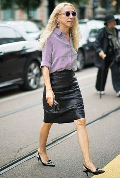11 Petite Style Tips From Fashion Girls Who Are Actually Short via @WhoWhatWearUK
