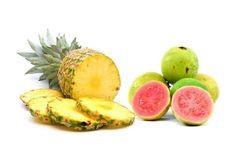 Resep Es Jambu Nanas Pineapple, Fruit, Food, Pinecone, Meal, The Fruit, Essen, Hoods, Meals
