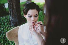 Makeup by Priscilla Francine // Jamie Jones Photography