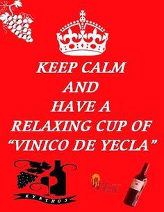 bodegas y viñedos  evine de Yecla ¿te quiere robar una sonrisa, estas dispuest@?... porque el buen Vino se comparte con buena compañía y alegría !!! —