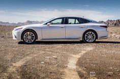 Lexus LS 500h: rijtest en video