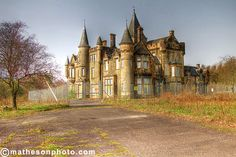 St Andrews School, View Source, The Locals, Old Houses, Abandoned, Minimalism, Restoration, Exterior, Mansions