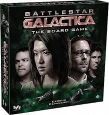 Battlestar Galactica Exocdus - uitbreiding