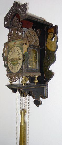 31 Beste Afbeeldingen Van Klokken Vintage Watches Antique Watches