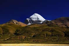 Mt. Kailash, the center of the world, has the unique distinction of being the world's most venerated holy place. #tibettour #mountkailashtour #tiebttravel