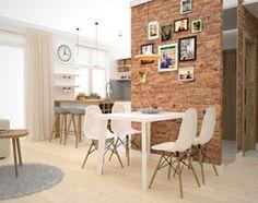 Aranżacje wnętrz - Kuchnia: Kuchnia w stylu skandynawskim - Średnia otwarta kuchnia w kształcie litery g, styl skandynawski - OES architekci. Przeglądaj, dodawaj i zapisuj najlepsze zdjęcia, pomysły i inspiracje designerskie. W bazie mamy już prawie milion fotografii!