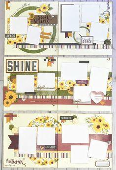 Scrapbook Layout Sketches, Scrapbook Templates, Scrapbook Designs, Scrapbook Paper Crafts, Scrapbooking Layouts, Baby Scrapbook Pages, Scrapbook Cards, Photo Layouts, Scrapbooks