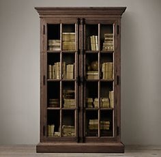 French Casement Shelving Collection | Restoration Hardware