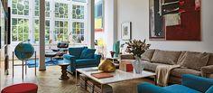 Michael Sieger, Lorena Sarbu, and Philipp Plein Showcase Their Homes #luxury #posh #homedecor #lux #homedesign