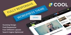 Cool MyThemeShop WordPress Theme