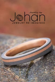 Jewelry by Johan's handmade wedding bands are crafted in the USA. #JewelrybyJohan Gold Wedding, Wedding Bands, Handmade Wedding, Rings For Men, Silver Rings, Peach, Rose Gold, Wedding Ideas, Usa