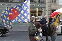 Paris : Défilé de l'Action française en hommage à Jeanne d'Arc - Politique - via Citizenside France. Copyright : Christophe BONNET - Agence 73Bis