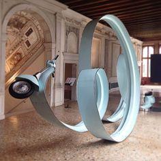 Get a Sneak Peek Inside the 56th Venice Biennale on Instagram Cait Munro, Monday, May 4, 2015