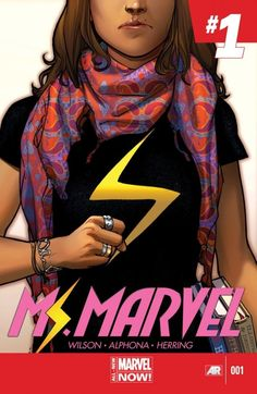 Ms. Marvel (2014-) #1. Read the series: https://comicstore.marvel.com/Ms-Marvel-2014/comics-series/13864