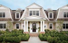 My dream beach house!!! Love Hampton Style Homes!!
