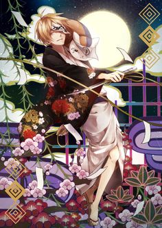Natsume and sensei Anime Girl Hot, Anime Guys, Fan Anime, Anime Art, Saiunkoku Monogatari, Natsume Takashi, Hotarubi No Mori, Natsume Yuujinchou, Manga Games