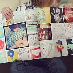 O que você faz com os trabalhos de escola de seus filhos? Eu morro de dó de jogar fora, mas ao mesmo tempo fico com aflição de acumular pilhasde cadernos, pastas e papéis soltos. Tem solução? Sim!…
