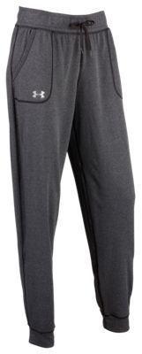 Under Armour Tech Sweatpants for Ladies - Carbon Heather - M