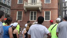The Active Thing To Do In Boston! - Freedom Trail Run.  This tourist activity is on my list of things to do.  Our pal from Daily Mile pal Eddie is the tour guide for this historic trail run thru Boston. I've heard nothing but great reviews.  What a fun way to explore Boston. Will update once I run it.
