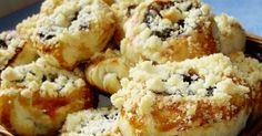 ak by som urobila cesto ako na trubičky Czech Recipes, Russian Recipes, Biscuit Cookies, Something Sweet, Desert Recipes, Sweet Recipes, Sweet Tooth, Bakery, Food And Drink