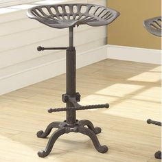 Colton Adjustable Height Bar Stool