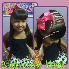 Resultado de imagen para peinados monik Toddler Hair, Hairstyles Haircuts, Beautiful Children, Hair Dos, Braids, Hair Beauty, Hair Styles, Irene, Kid Hair