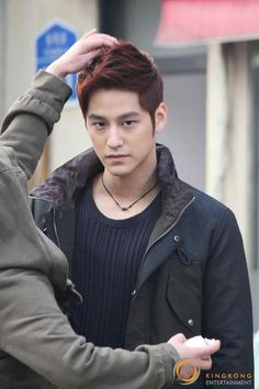"KIM BUM- ""East of Eden"" as Dong Chul (15 yrs old)(2008), ""Boys Over Flowers"" as So Yi Jung (2009),  ""That Winter, the Wind Blows"" as Park Jin Sung (2013)"
