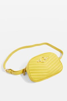 Queenie Quilted Fanny Pack - Bags & Wallets - Bags & Accessories - Topshop USA