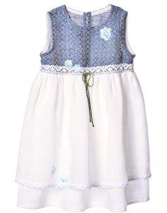 Linen Dress For Girls Birthday – Linen Dresses For Girls